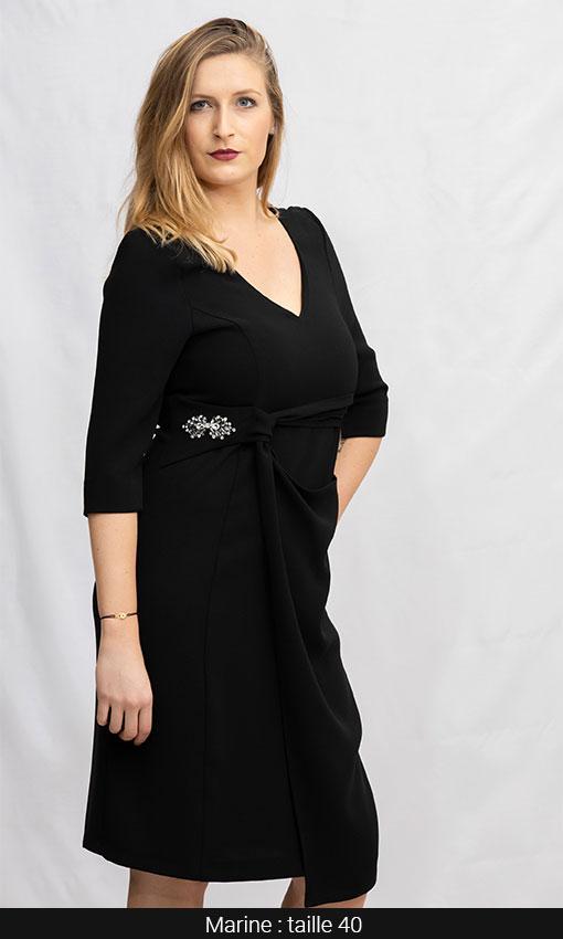 robe qui cache les rondeurs femme paris